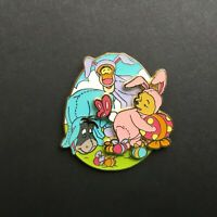 Easter 2008 - Winnie the Pooh & Friends in Bunny Outfits Disney Pin 59554