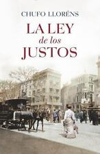 Llorens, Chufo : La ley de los justos (Spanish Edition)