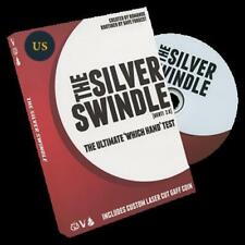 Silver Swindle (US Quarter) by Dave Forrest and Romanos