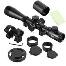 NEUVE Sighting Telescope ZOS 6-24X50 ESF Air Gun Rifle Scope Lunette de visée