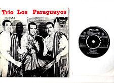 """""""Latino"""" Trío. los paraguayos. auto-titulado. Uk Orig 7"""" EP & Pic/sl. en muy buena condición +/en muy buena condición +"""