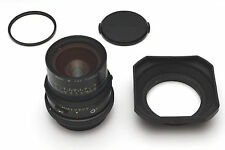 Mamiya RZ 50mm f/4.5 M-L ULD Lens for RZ67 (all), OEM hood, caps, filter, LN-