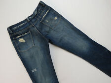 *F-054 LADIES KSUBI MINNIE SKINNY LEG DISTRESSED DENIM JEANS AUSSIE MADE SZ 8