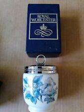 Royal worcester egg coddle woodland. In Original Box