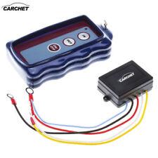 Winch Car Wireless Remote Control Set Waterproof 12 Volt for Truck Jeep ATV