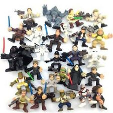 Lot 20pcs different STAR WARS Galactic Heroes Trooper Droids Clone FIGURES toys