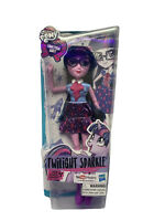 NEW My Little Pony Equestria Girls Twilight Sparkle Doll by Hasbro Damaged Box
