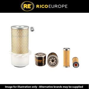 Kubota B6200, B7100, B7200 Filter Service Kit - Air, Oil, Fuel Filters