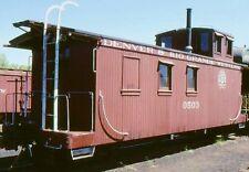 HOn3 Long Caboose RGS 0404 , MRGS KIT# 400 (D&RGW also) narrow gauge.