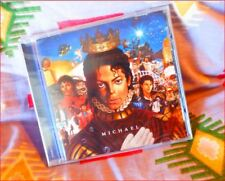 "Michael Jackson New Freepost ""Michael"" CD 50 Cent/Kravitz/Akon/Mask/Best of Joy"