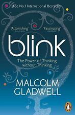 Blink: The Power of Thinking Without Thinking by Malcolm Gladwell, NEW Book, FRE