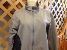 THE NORTH FACE GRAY AND BLACK APEX  MEN'S JACKET VERY STRETCH SIZE L