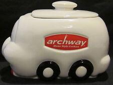 Archway Cookies Cookie Bus Cookie Jar