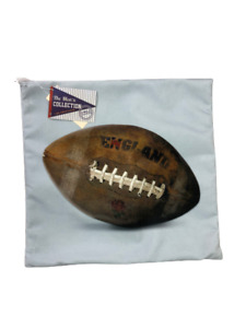 """COAST & VALLEY Football Pillow Case Cover NWT World Travelers Men Collection 16"""""""