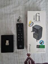 Roon Endpoint/Bridge Volumio/RoPieee Streamer Pi4B+Flirc USB+Remote+iFi PSU