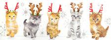 Cartes de vœux et papeterie blancs pour Noël