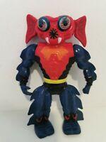 Vintage Mantenna Mattel He Man MOTU 1985 Wave 4 Evil Horde Action Figure