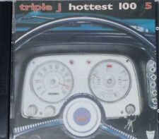 "TRIPLE J ""Hottest 100 Volume 5"" 1998 34Trk 2CD *The Whitlams *Radiohead *BlueBoy"