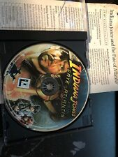 Indiana Jones and the Fate of Atlantis Macintosh PC Game 1992 vintage -Game Only