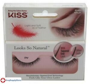 BL Kiss Looks So Natural Lashes Shy - Two PACK