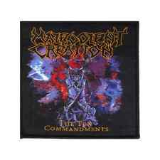 Malevolent Creation Patch the ten Tawanga Patch ♫ Death † metal ♫