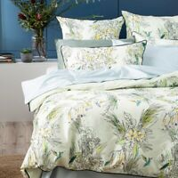 Renee Taylor 300 TC Cotton Quilt cover Set Botanica