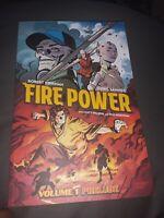 Firepower Trade Paperback prelude 1st print Robert KIRKMAN Near Mint Image Comic