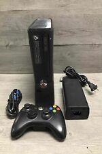 Xbox 360 Slim 1439 Black Game Console 320Gb