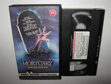 MORTUARY - HOKUSHIN VHS SLASHER HORROR PRE CERT - BILL PAXTON CHRISTOPHER GEORGE