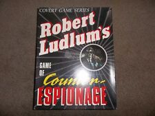 Spectrum Games Covert Game Series Robert Ludlum's Game of Counter Espionage SW