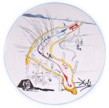 Salvador DALI s/n Ceramic Porcelain COSMOS CONQUEST Montres Gélatines 1984