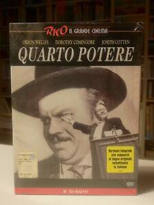 Quarto potere (1941) DVD, Citizen Kane. ORSON WELLES.