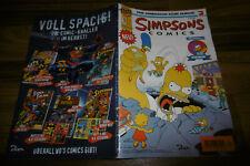 SIMPSONS COMICs # 1 -- der UNGLAUBLICHE RIESEN-HOMER // in 1. Aufl. 1994