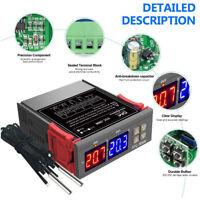 WiFi Plug /& play Temperature or Humidity Moisture Control Vivarium Glasshouse