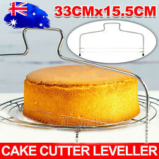 Cake Cutter Leveller Leveler Cutting Decorator tools Decorating Wire Slicer