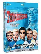 Thunderbirds: The Complete Collection [Blu-ray], 5037115293237