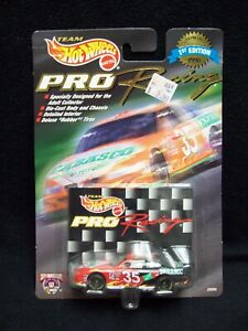 Hot Wheels Pro Racing 1998 Todd Bodine Tabasco Nascar.