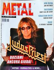 Metal Shock 423/2005 Judas Priest Sebastian Bach Rage Tristania Jon Oliva