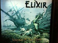 ELIXIR VOYAGE OF THE EAGLE CD NEW SEALED DIGIPAK NWOBHM