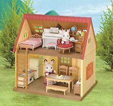 Sylvanian families classic ensemble de meubles pour cosy cottage starter home