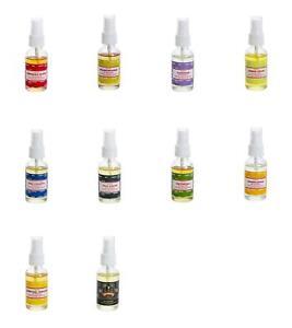 Satya Assorted Air Freshener Spray 10 Bottles Pack Total 300 ml