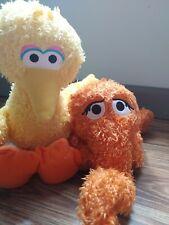 Sesame Street Big Bird and Snuffleupagus Fisher Price Limited Edition Musical