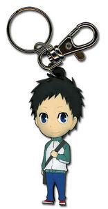 **Legit** Durarara Authentic PVC Keychain SD Mikado Ryugamine #5032