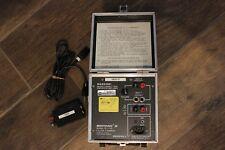 Vintage CE COX MINITRACE II Model TC-1-P2 Telephone Line Wire Continuity Tester