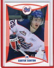 2009/10 Regina Pats (WHL) - CARTER ASHTON