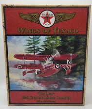 "Wings Of Texaco 1936 Keystone-Loening Commuter ""The Duck"" #8 in Series NIB"