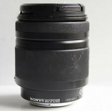 Sony SAL SAL-18250 18-250mm f/3.5-6.3 DT Lens [Please Read]