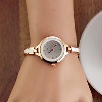 Fashion Elegant Princess Womens Ladies Quartz Analog Bracelet Wrist Watch BGBU