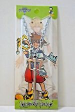 NEW Kingdom Hearts Key Metal Charm Necklace Keychain Cosplay Costume Prop Gift