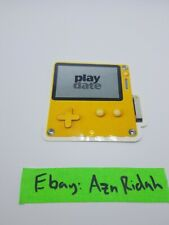 Play Date Sticker Play.Date Handheld Gaming System Teenage Engineering Collab
